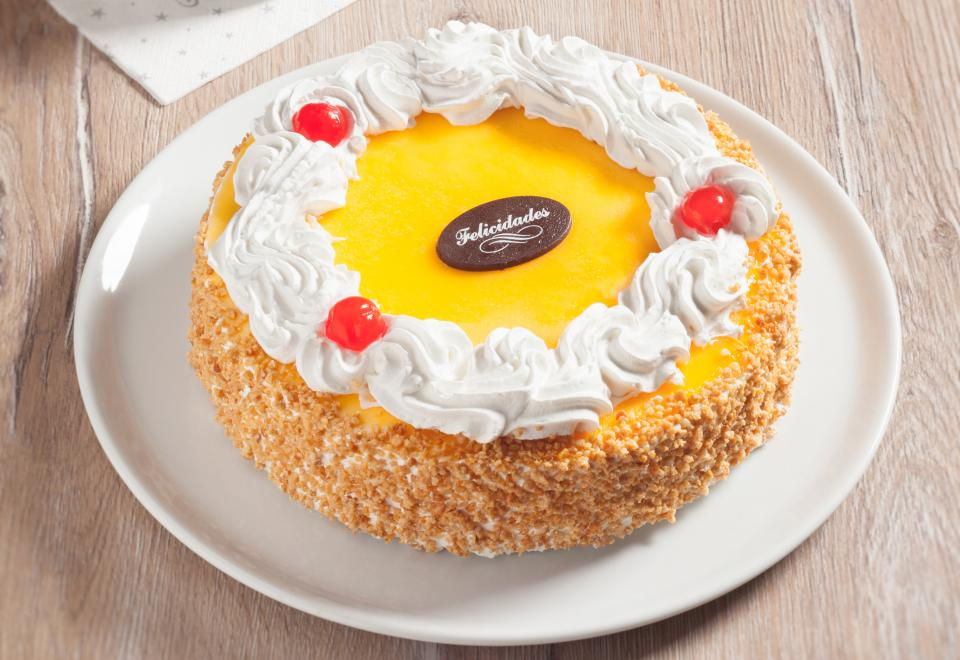 """""""San marcos"""" cake"""