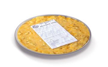 Preparation omelette