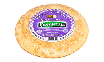 Spanish tortilla pasteurised