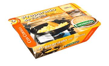 Tortilla base