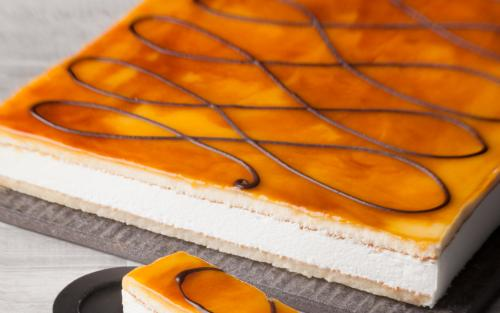 San Marcos Tray Cake