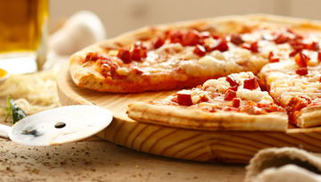 Frozzen pizza
